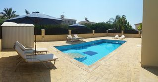 Family Friendly 3 Bedroom Villa with Private pool and Patio area.
