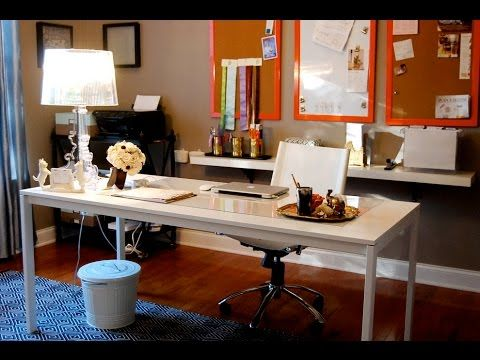 Office Room Decorating Ideas | Small Office Room Decorating Ideas