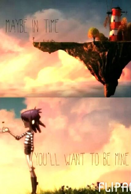 El manana by gorillaz , currently my favorite song. Damon albarn performed this song AMAZING live.