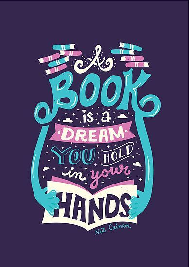 Great book quote!