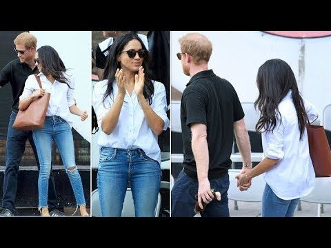 Why Meghan Markle's Outfit Means That She Could Be Getting Engaged To Prince Harry