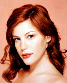 Liv Tyler as a redhead? Beautiful.   proud to be a redhead ... Liv Tyler