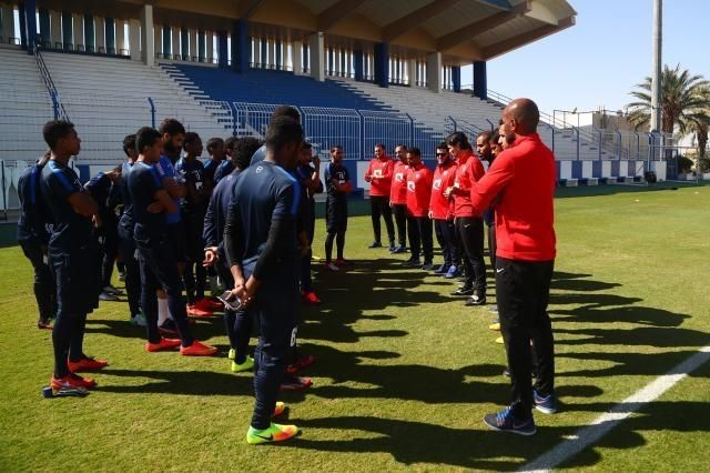 Al-Hilal Football Olympic U-21 team News | Thursday, 1 December 2016