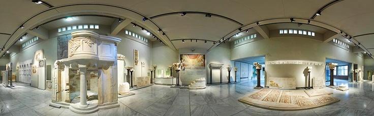 Thessaloniki Archaeological Museum via www.Thessaloniki.360.com