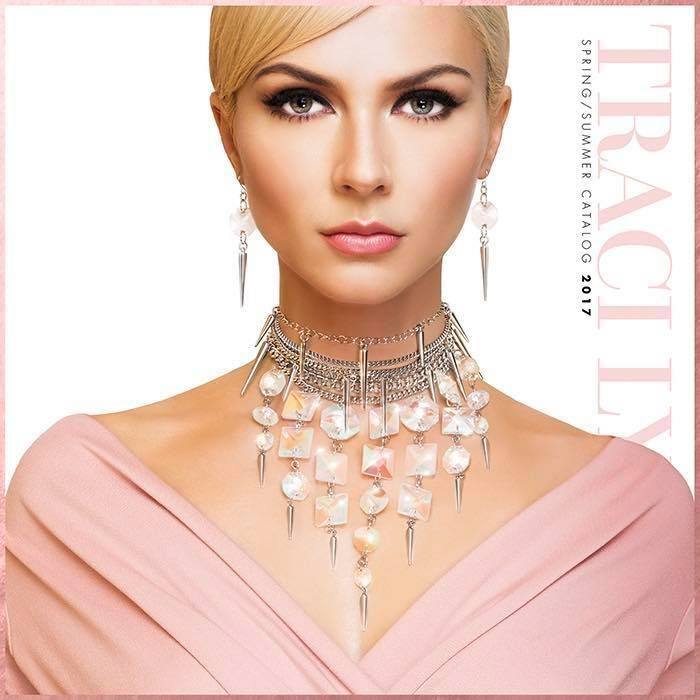 Wow!!! Traci Lynn Jewelry Spring/Summer Catalog is here.  Click on link and look at the beautiful colors for the Spring.