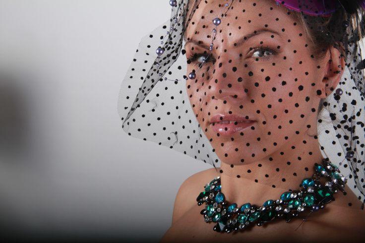 Dievča s náhrdelníkom, Autor: Daniel BORIS