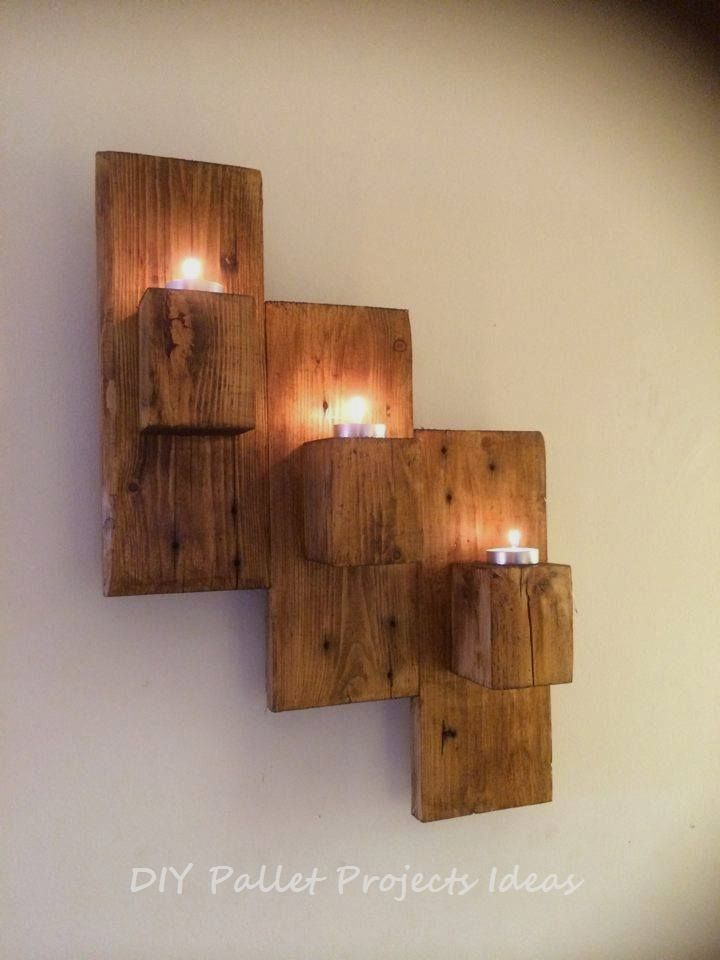 DIY ideas Using Wood Pallets 1
