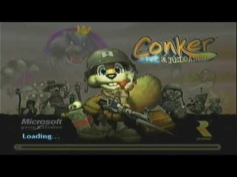 Conker Live And Reloaded Pt.1: One Too Many