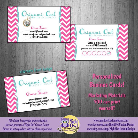 17 best images about origami owl on pinterest origami for Owl business cards