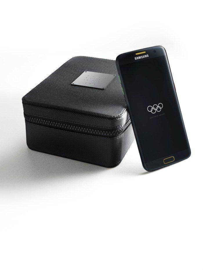 Samsung Galaxy S7 edge Olympic Limited Edition till alla tävlande i sommar-OS - http://it-kanalen.se/samsung-galaxy-s7-edge-olympic-limited-edition-till-alla-tavlande-sommar-os/
