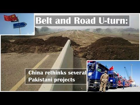 CPEC trouble: Pakistan halts work on 3 road projects that China stopped funding Pakistan's debt-ridden federal government has stopped work on the three CPEC road projects for which China has stopped the funding, a leading Pakistani newspaper has reported. The work will resume only once...