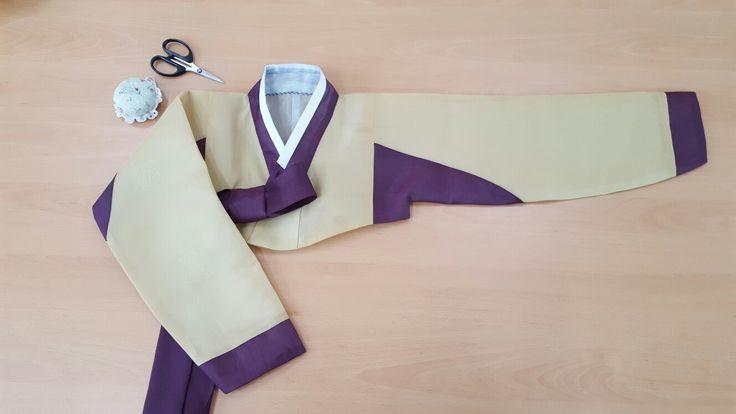 #삼회장저고리#한복#여아한복#한복만들기#hanbok