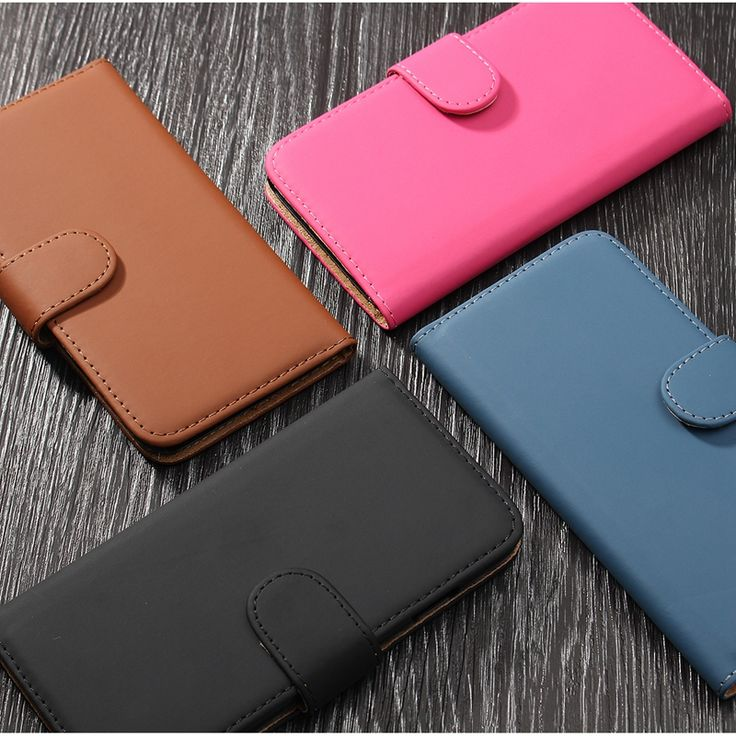 Sale 29% (3.99$) - PU Leather Flip Card Slot Bracket Protective Case For iPhone 7/7 Plus