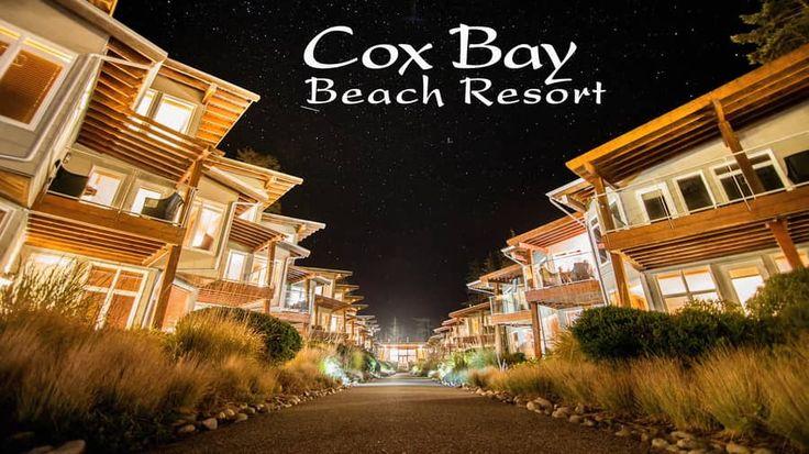 Cox Bay Beach Resort - Tofino, British Columbia on Vimeo