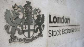 """Image copyright                  PA  The owner of the New York Stock Exchange, Intercontinental Exchange (ICE), has said it will not make a takeover offer for the London Stock Exchange (LSE). ICE announced back on 1 March that it was considering a bid for the LSE. But it said that it has been unable to """"confirm the potential market and shareholder benefits"""" of the deal. LSE agreed a merger with Deutsche Boerse on 16 March, creating one of the wo"""