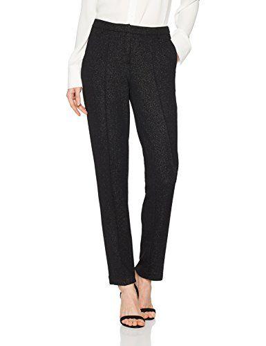 Comma 81711764197 Pantalon Femme Grau (Black 9999) W44 L30  1c08aa2bce33