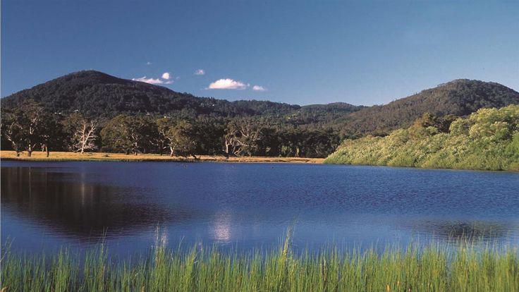 Macedon Ranges, Daylesford and the Macedon Ranges, Victoria, Australia