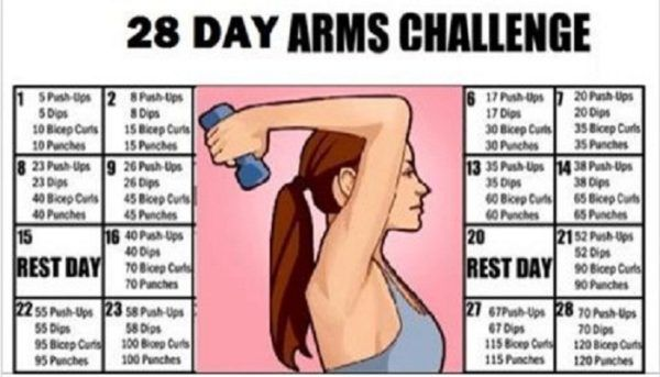 The ladies have already been introduced that the arms require an extra exercises to keep their them toned and in good shape. It is very hard to find adequate exercises which will effectively tone your biceps and triceps and shape your arms nicely. If you are ready, then you can accept the challenge which has […]