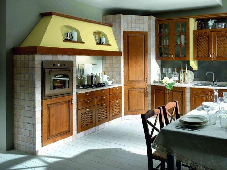 Oltre 1000 idee su Cucine Rustiche Moderne su Pinterest  Cucine Rustiche, Dispensa Aperta e Cucine