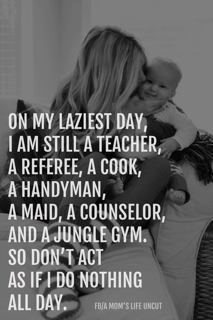 Got that right!! What do men think we do all day??