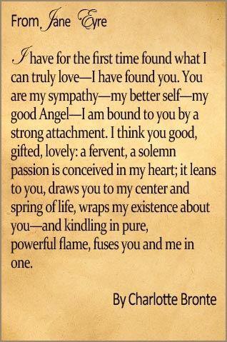 A Wedding Reading from Jane Eyre #wedding #weddings