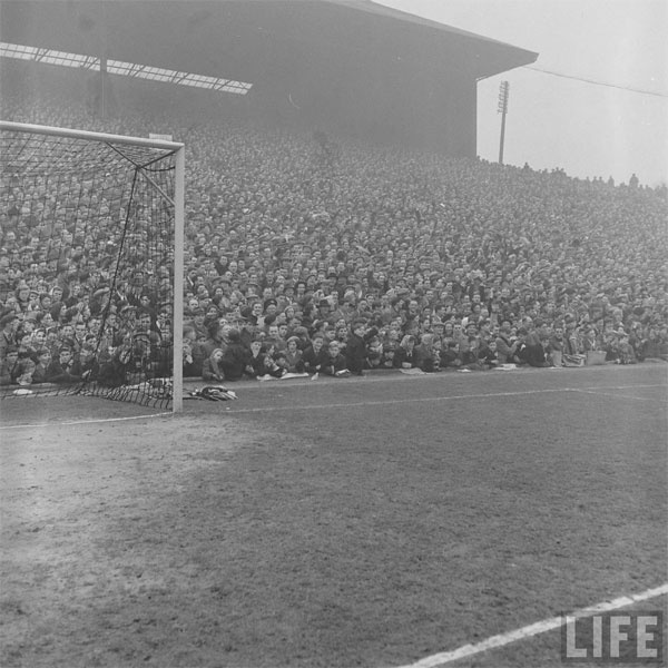 Molineux packed out