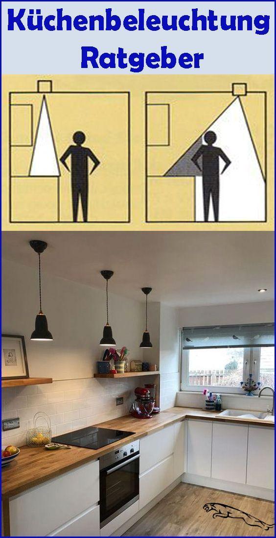 Küchenbeleuchtung Tipps: Die Küche ideal beleuchten # ...