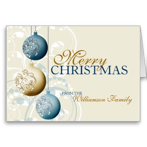 210 best corporate greeting cards images on pinterest greeting personalized festive christmas card m4hsunfo
