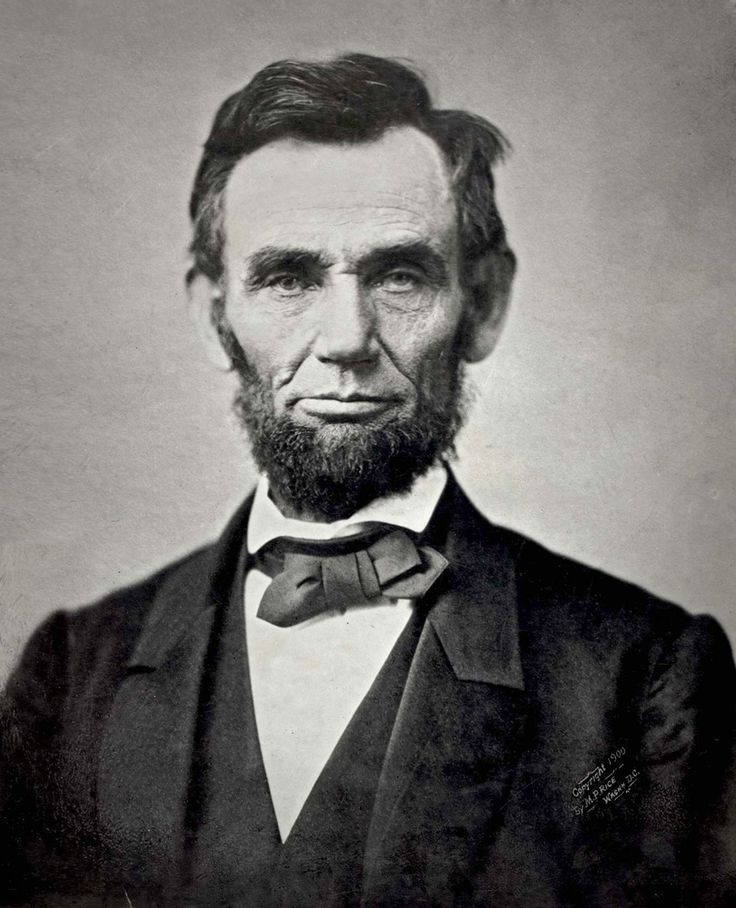 """Abraham Lincoln: The country's 16th president is widely known as """"The Great Emancipator,"""" but in his book, Rogers wrote that Lincoln was in fact the illegitimate son of an African man, and that his mother was said to have admitted that he was the progeny of a black man. This assertion has yet to be confirmed."""