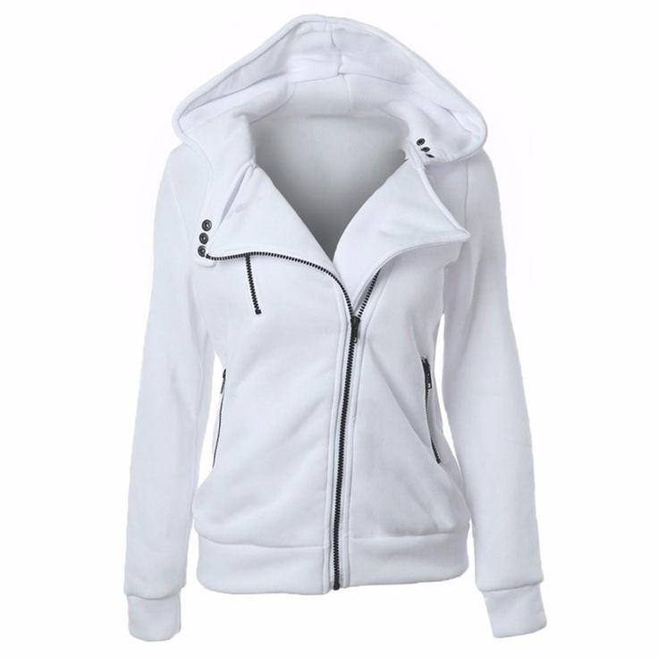 New Autumn&winter Women hoodies, Long Sleeve Warm Female Hoodies