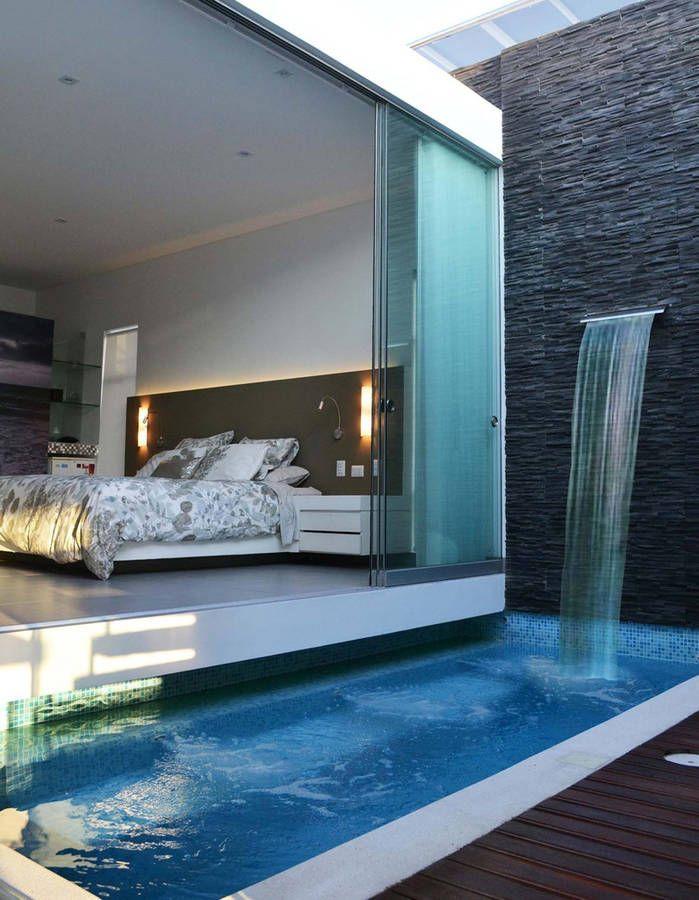 15 piscines design pour s\'évader (et rêver farniente) - Elle ...