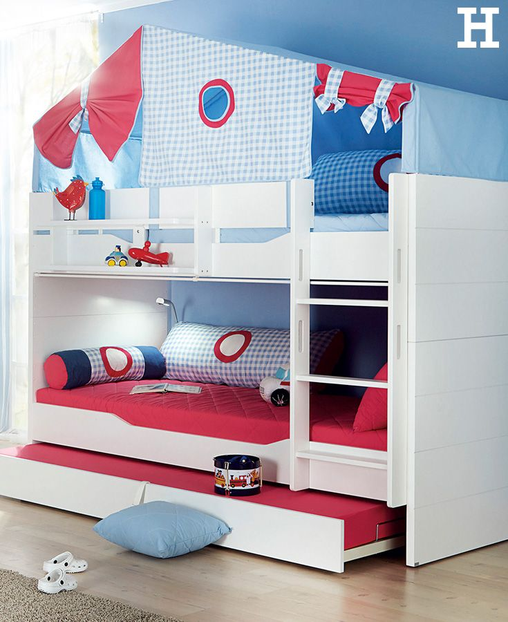 die besten 25 etagenbett kinder ideen auf pinterest. Black Bedroom Furniture Sets. Home Design Ideas