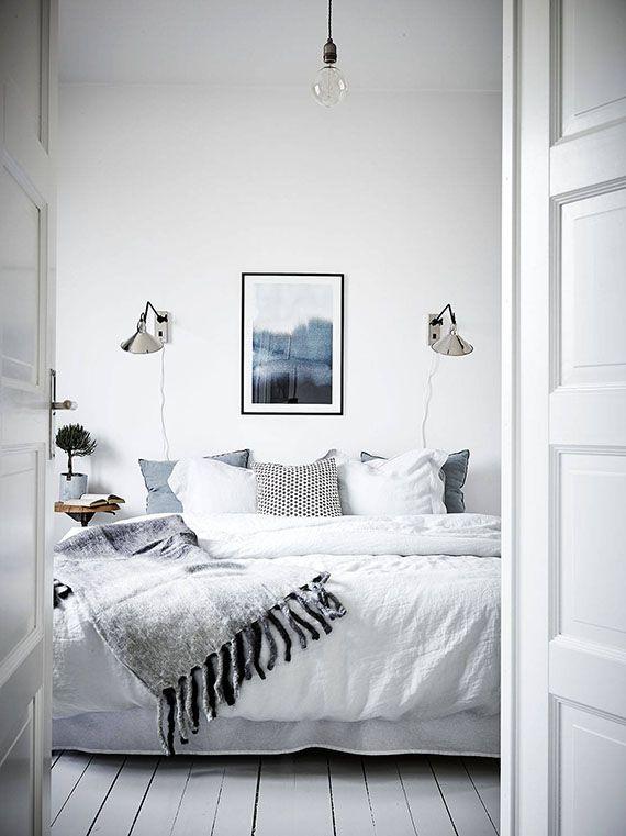 257 besten Schlafzimmer   Bedroom Bilder auf Pinterest - minimalismus schlafzimmer in weis