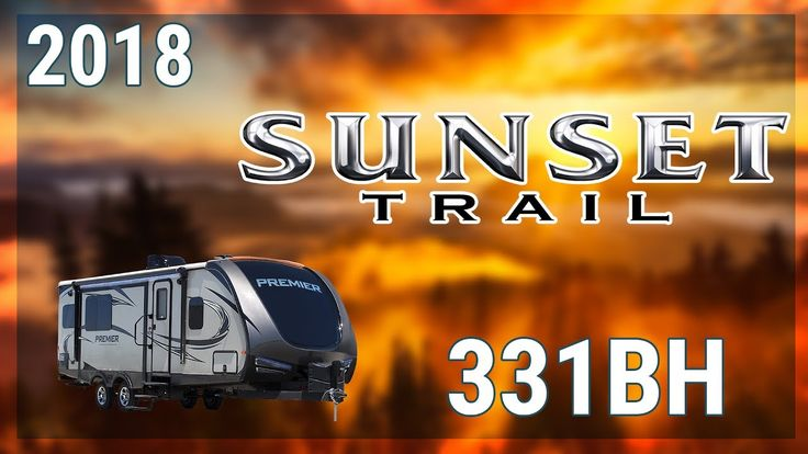 2018 CrossRoads Sunset Trail Super Lite 331BH Travel Trailer RV For Sale TerryTown RV Superstore Check out 2018 Sunset Trail Super Lite 331BH now at http://ift.tt/2uxJBsZ or call TerryTown RV today at 616-426-6407!  Head off into the sunset and get ready for a relaxing getaway with this 2018 Sunset Trail Super LIte 331BH from TerryTown RV.  Featuring a 6-sided aluminum construction this travel trailer features a fiberglass front cap with clear shield a power tongue jack a front diamond plate…