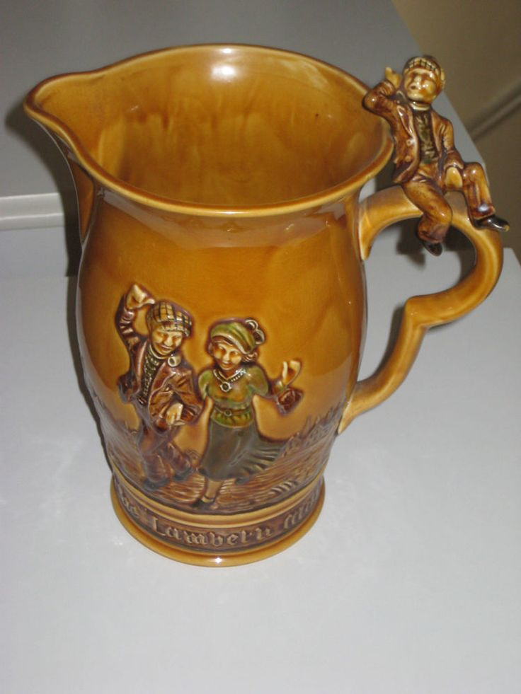17 Best Images About Wade Or Wadeheath Jug Pitcher Vase On Pinterest Water Jugs Vintage And Vase