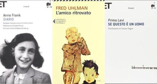 """Dal """"Diario"""" di Anna Frank a """"La stella nel pugno"""" di Robert Sharenow ecco dieci illustri libri da leggere per giornata della memoria..."""