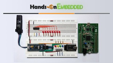 Hands-On STM32: Basic Peripherals with HAL | Create | Online courses