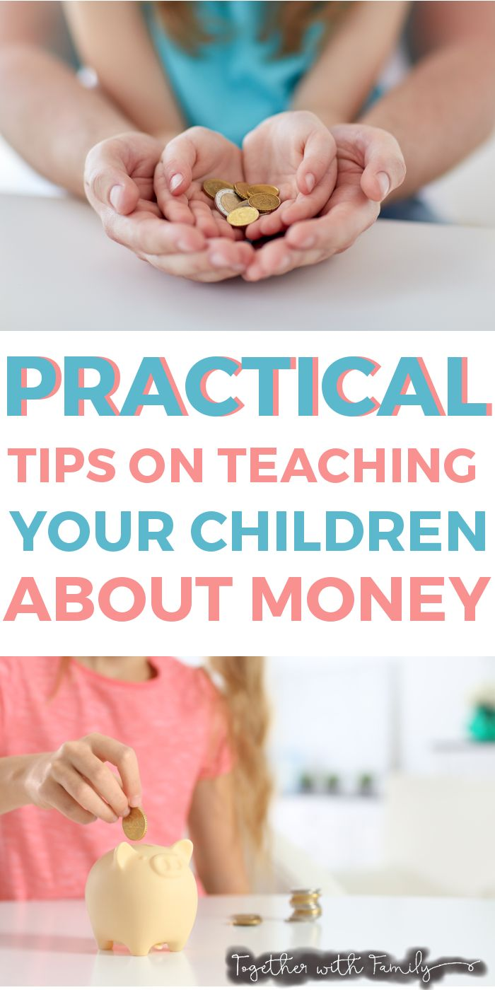 Practical Tips on Teaching Your Children About Money