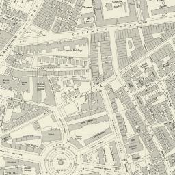 View Os National Grid Tq3382 Ordnance Survey National Grid Maps 1940s 1960s