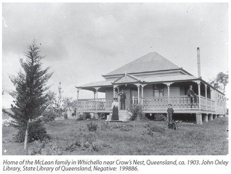 332 best Old Queenslander homes images on Pinterest | Queenslander ...