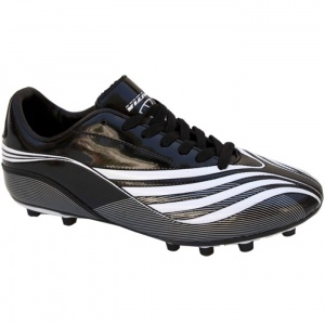 SALE - Vizari Genoa Soccer Cleats Mens Black Synthetic - Was $34.99 - SAVE $5.00. BUY Now - ONLY $29.99