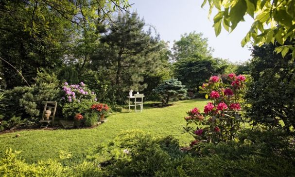 O zahradnickém pábení a pocitu nekonečna   Stavbadomu.net