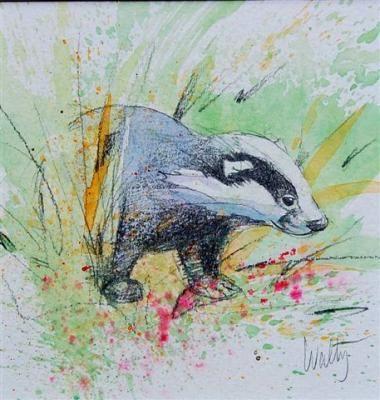 badger - walty dudok van heel