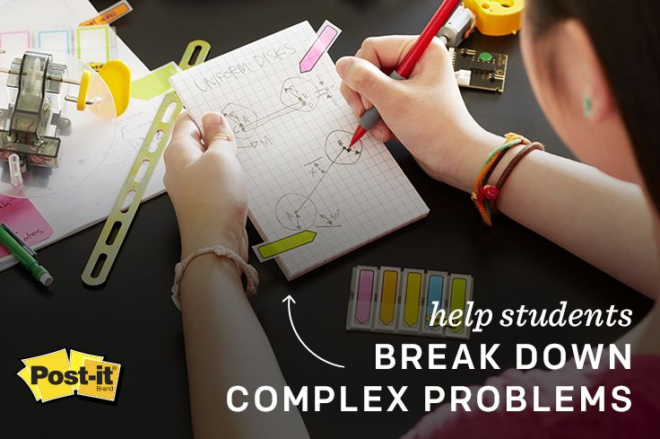 how to break down tasks into manageable pieces