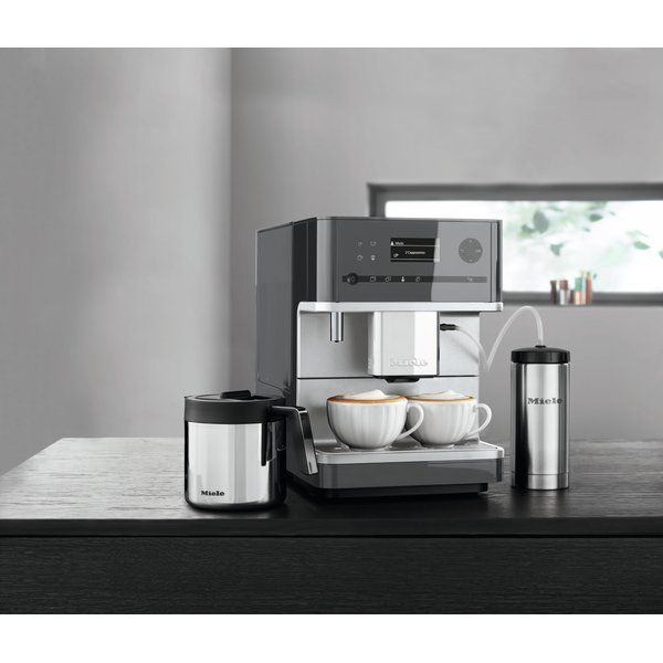 Miele Cm6350 Countertop Coffee Gg Graphite Grey Miele Coffee