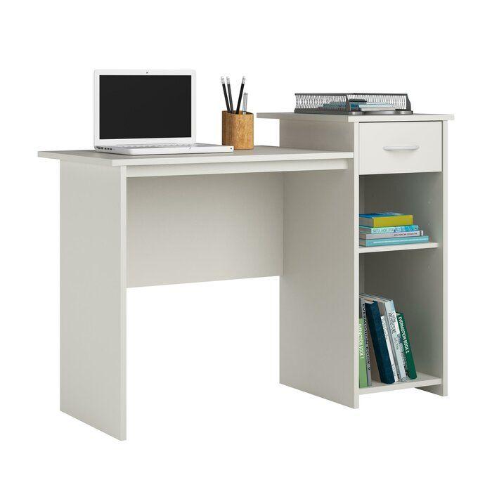 Brynn Desk Easy Glide Drawers Student Desks Desk With Drawers