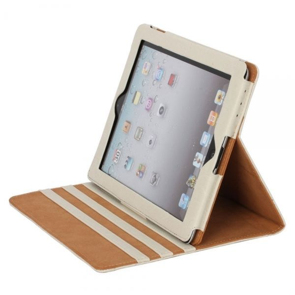 Q, Leather Shell Case Cover iPad 2 3 4 Retina Beige Rhombus Pattern PU Cases: Bid: 40,14€ ($42.28) Buynow Price 40,14€ ($42.28) Remaining…