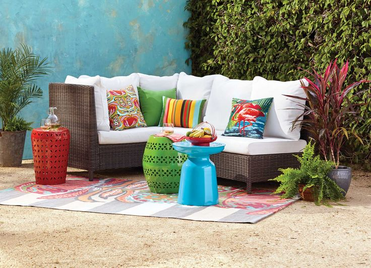 Bring The Comfort Of The Indoors Outside With Our Quality Outdoor Seating,  With Stylish Lounge