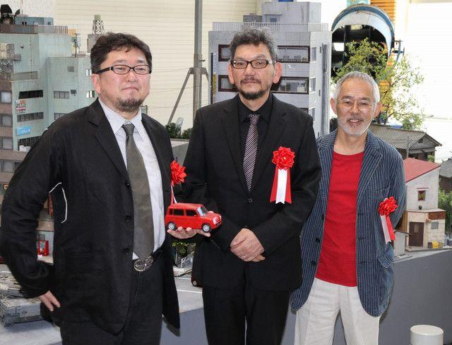 Crunchyroll - A Look Inside Hideaki Anno's Tokusatsu Exhibit http://www.crunchyroll.com/anime-news/2012/07/15/a-look-inside-hideaki-annos-tokusatsu-exhibit