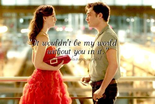 chuck and blair meet in paris